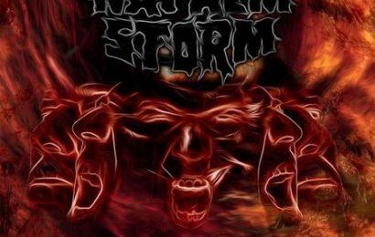 NAPALM STORM – Harmless cruelty, 2014