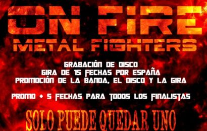 On fire Metal Fighters