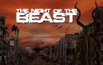 The Night of the Beast – XARCASMO – NERVOCHAOS (BRA)