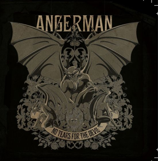 ANGERMAN (NOR) – No tears for the devil, 2014