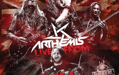 ARTHEMIS (ITA) – Live from hell, 2014