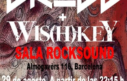 Ripollet Rock 2014 – NUDO – DREDD