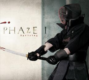PHAZE I (FRA) – Uprising, 2014