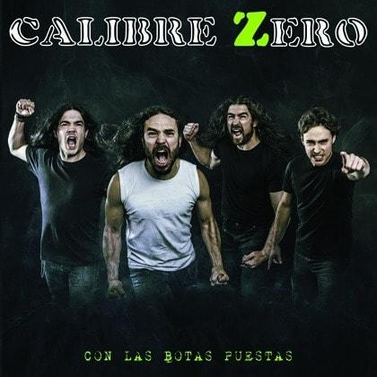 CALIBRE ZERO – Festival Metal Norte – SOVENGAR