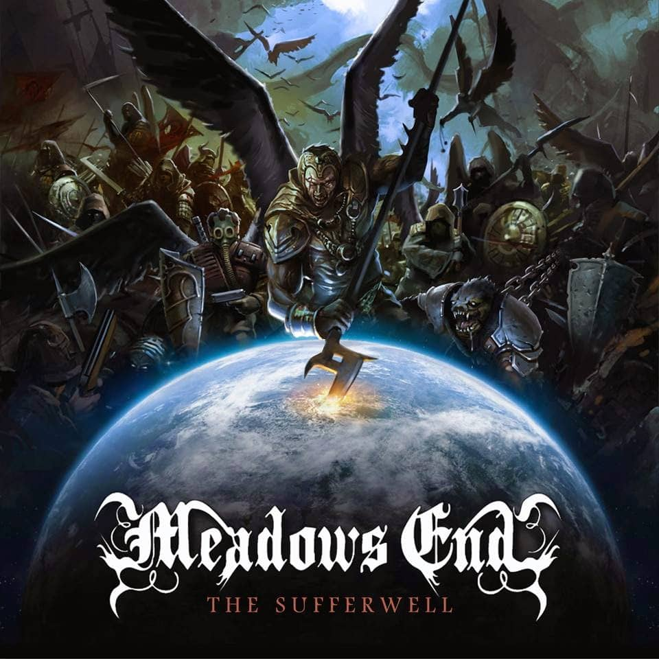 MEADOWS END (SWE) – The sufferwell, 2014