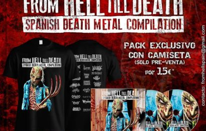 From Hell Till Death –  From the hell tour – Rock antena Roll