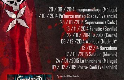 GUADAÑA – Pax Julia Metal Fest – HONGO