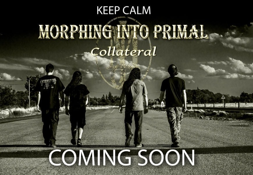 MORPHING INTO PRIMAL – FROM EARTH (NDL) – DOBLE ESFERA