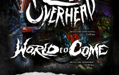 VULTURES OVERHEAD + WORLD TO COME en Benidorm