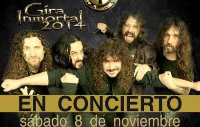 WARCRY en Madrid el 8 de noviembre