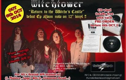 WITCHTOWER – INFERNO – Sobry Music