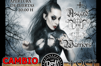 ARKANIA – HAMMERJACK (UK)+WHITE PIGEON (UK) – L´ALBA DI MORRIGAN