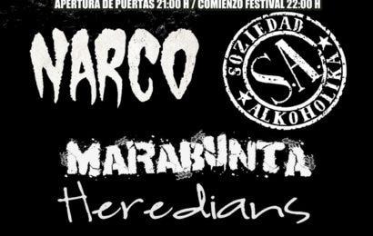 Agrio Rock 2014 – Aznalcóllar – 25/10/2014