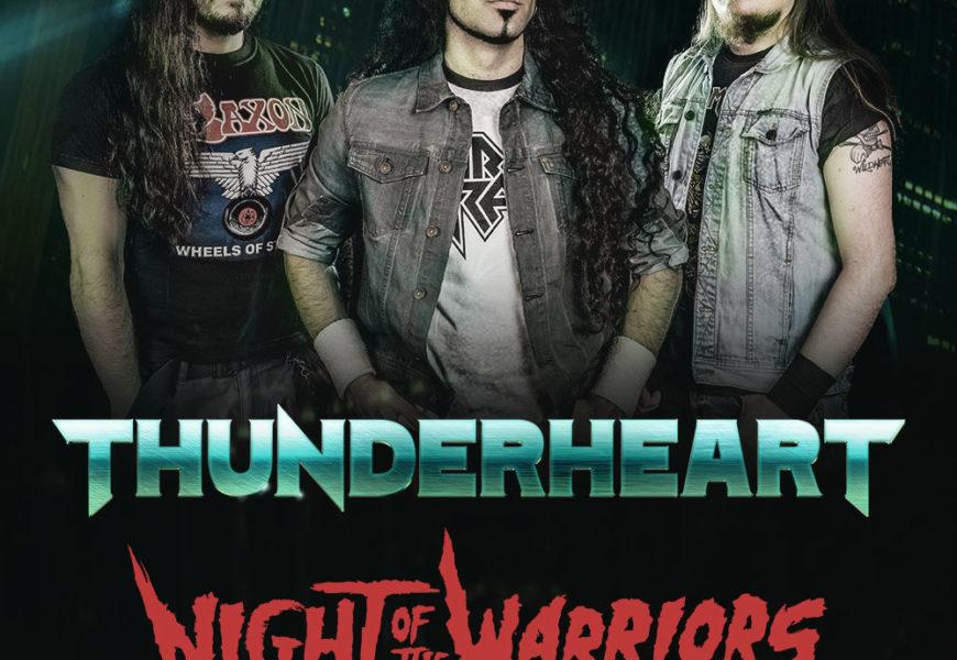 ANKOR – Palencia Metal Rock – THUNDERHEART
