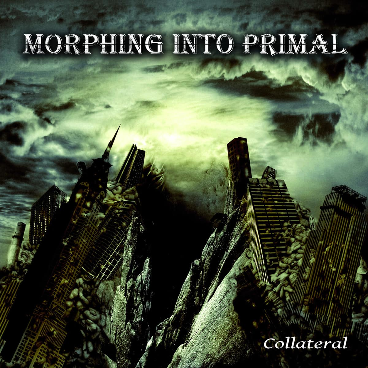 MORPHING INTO PRIMAL – Collateral, 2014