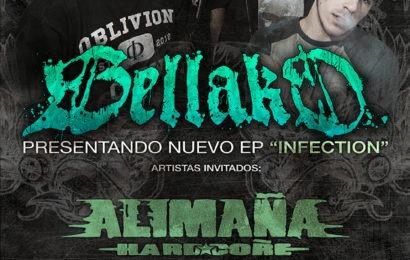 ALIMAÑA HARDCORE – Phoenix Metal Fest – DRY RIVER