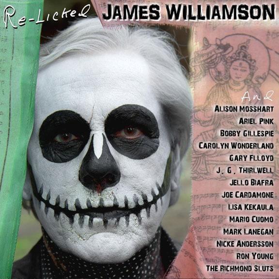 JAMES WILLIAMSON (USA) – Re-licked, 2014