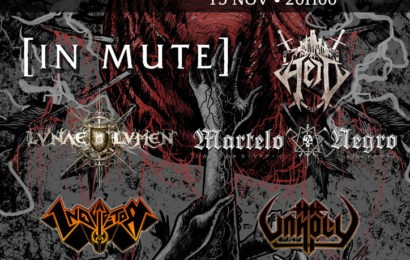Xmas Metal Fest – DAWN OF TEARS – Pax Julia Metal Fest IV