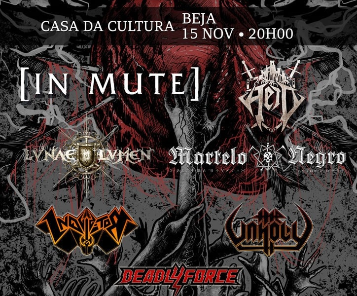 Xmas Metal Fest – DAWN OF TEARS – Pax Julia Metal Fest IV