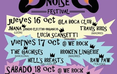 Queens of noise – Entrevista – 13/10/14