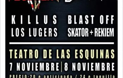 Zaragoza metal weekend – Pax Julia metal fest IV – FORSAKEN WORLD (FRA)