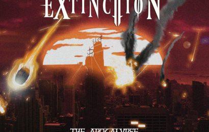 DAWN OF EXTINCTION – The apocalypse EP – 2014