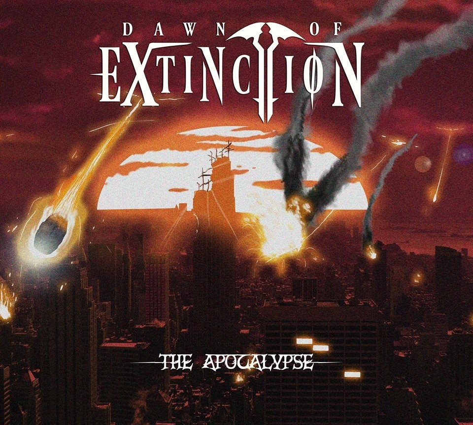 DAWN OF EXTINCTION – The apocalypse EP – 2014