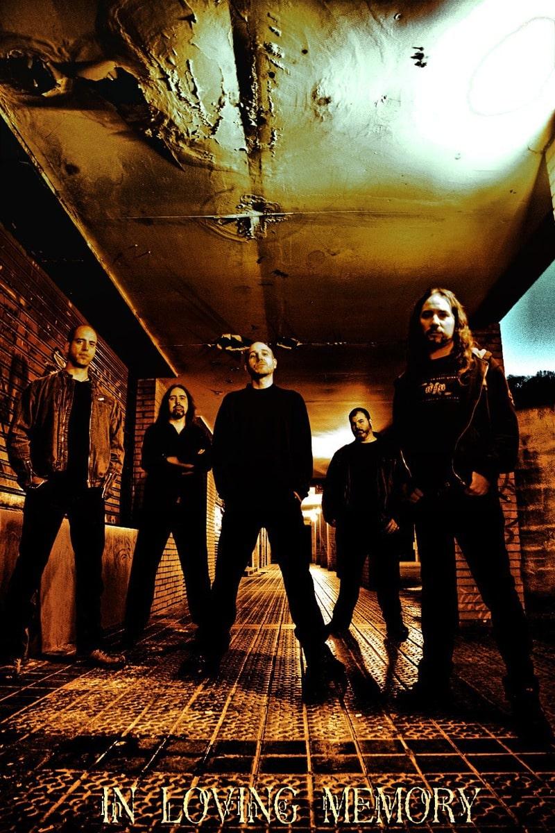 Pax Julia metal fest IV – IN LOVING MEMORY – Leyendas del rock 2015