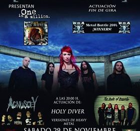 ACORDES DE ROCK – AGNUSDEY – UPCOMING OF DEVASTATION