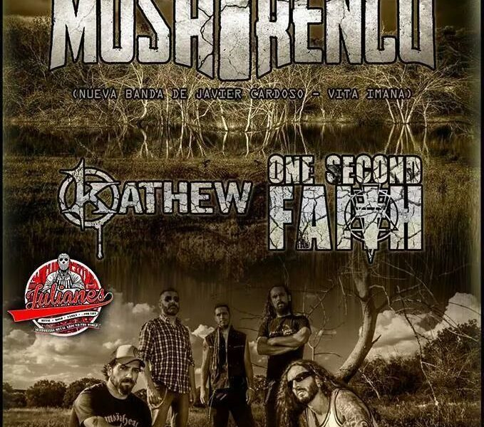 MOSHTRENCO + KATHEW + ONE SECOND FAITH – Madrid – 09/01/15