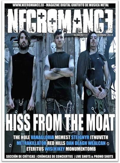 Necromance magazine #Noviembre2014