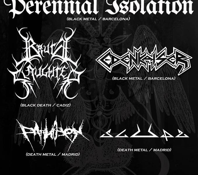 PERENNIAL ISOLATION – MYCELIA (CHE) – GREENLEAF (SWE)