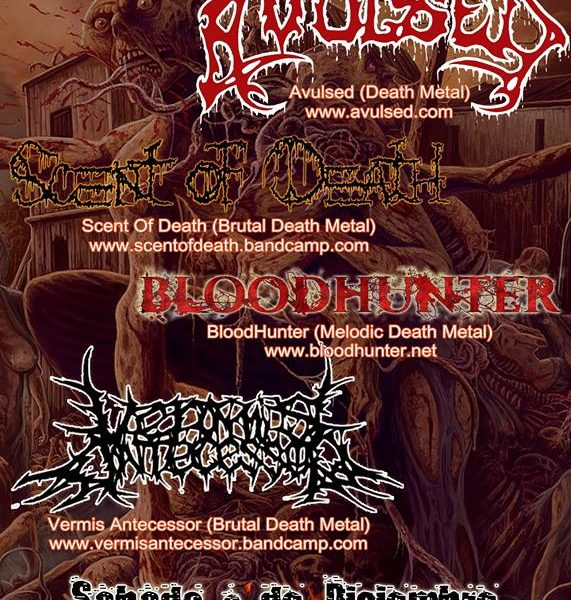 United in brutality fest – DARKNESS BY OATH – DYSNOMIA