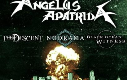 Xmas in hell party – Palencia metal rock – WARG