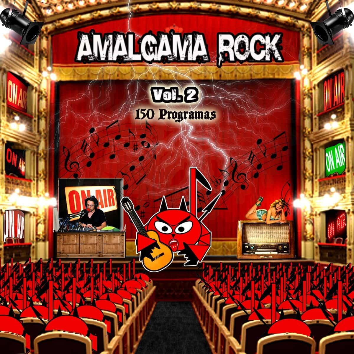 GUADAÑA – Amalgama Rock – La Puerta de la Noche