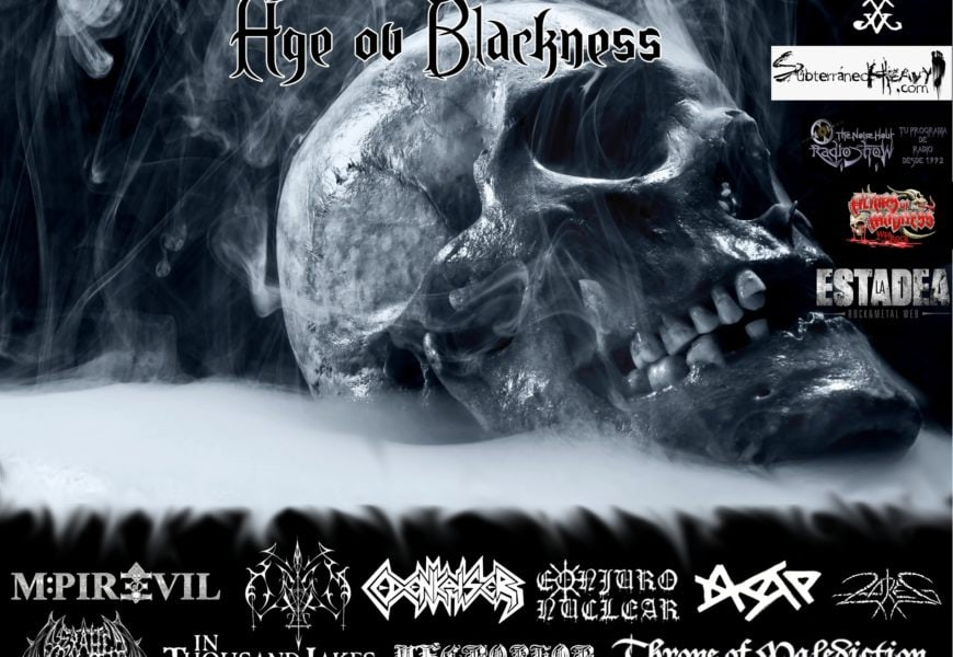 Blacksteel Compilation Vol. I: Age ov Blackness