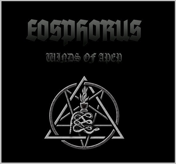 EOSPHORUS  (SWE) – Winds of apep, 2014