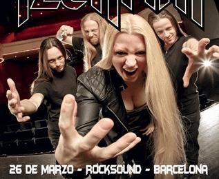 IZEGRIM (NLD) – Rock'in five festival – FRAN SOLER