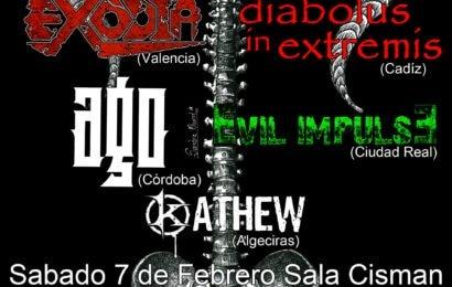 Palacio Metalfest – TENPEL – REDQUARTER (BRA)