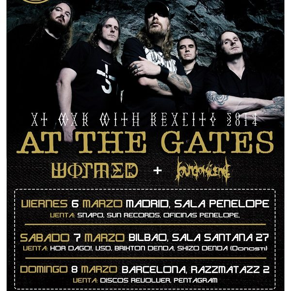 WORMED + SOUND OF SILENCE – Fan Metal Show – DULCAMARA