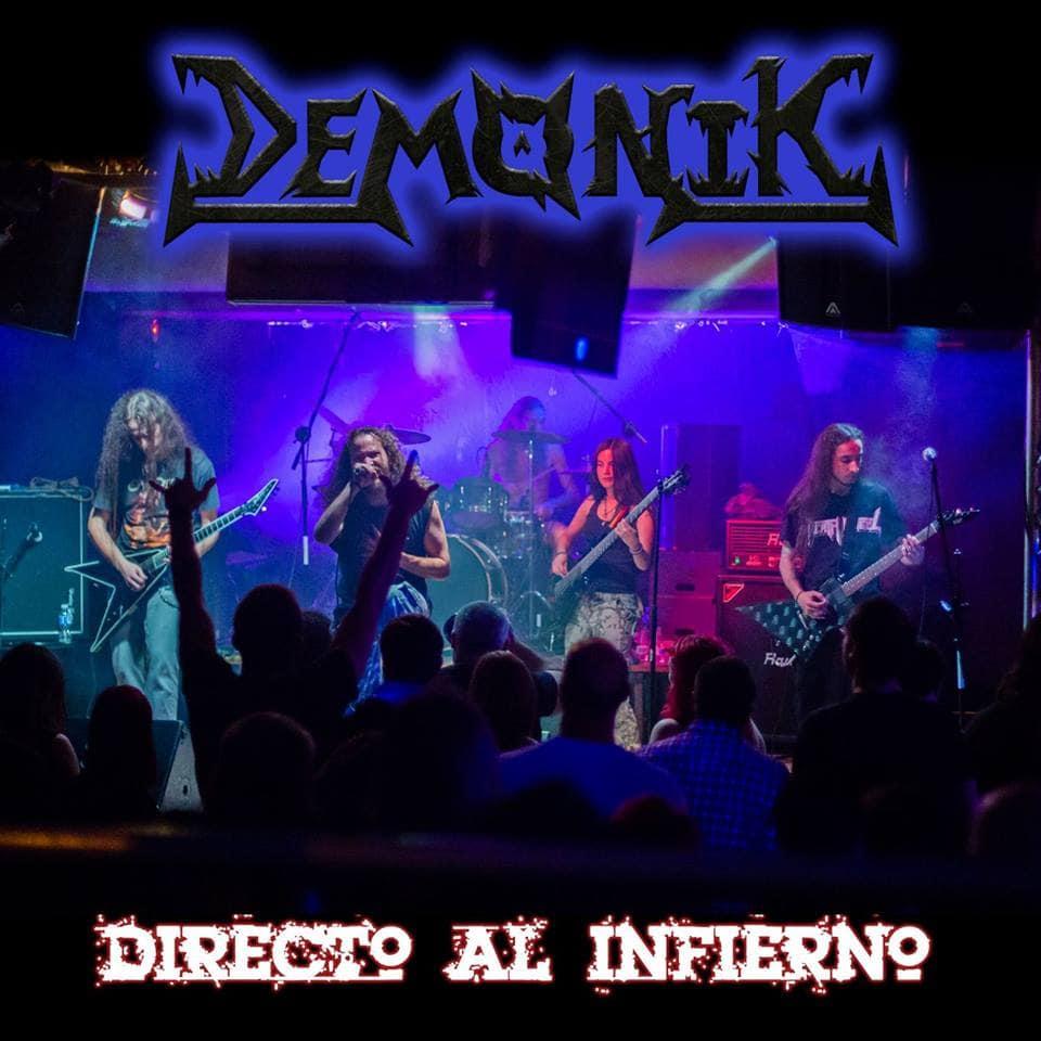 DEMONIK – Directo al infierno, 2014