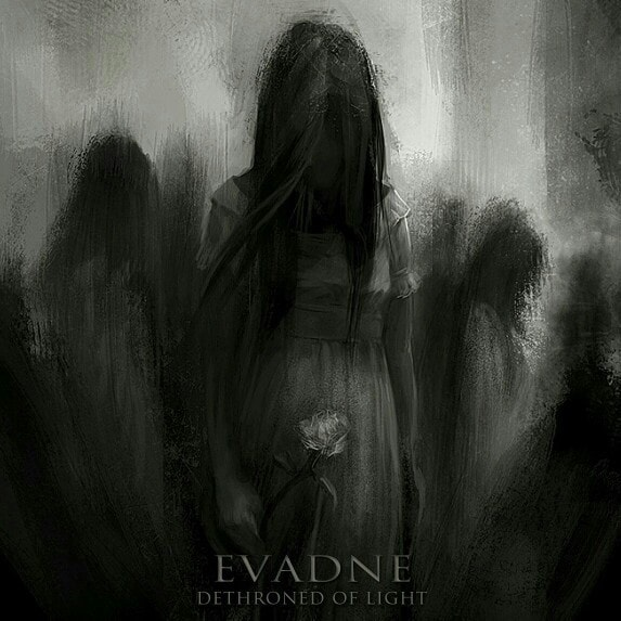 EVADNE – Dethroned of light, 2014