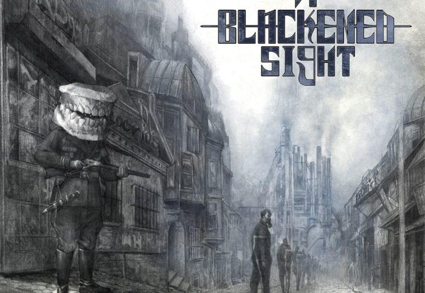 STRIVOR – A BLACKENED SIGHT – CHISME ANIMAL