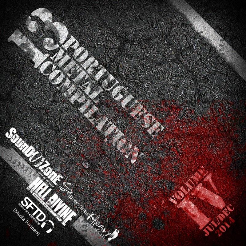 13 Metal Portugues metal compilation vol. IV