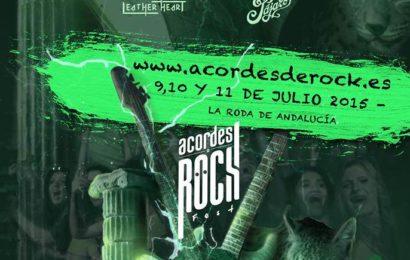 Festival Acordes de rock – ZERO KILLER – Rock arena 2015