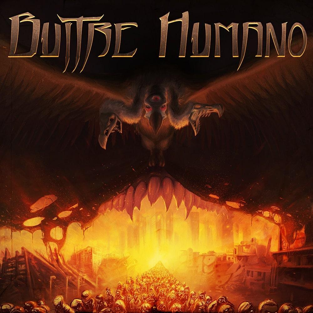 BUITRE HUMANO – Buitre humano, 2014