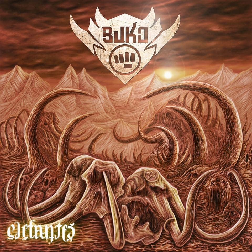 BUKO – Elefantes, 2015