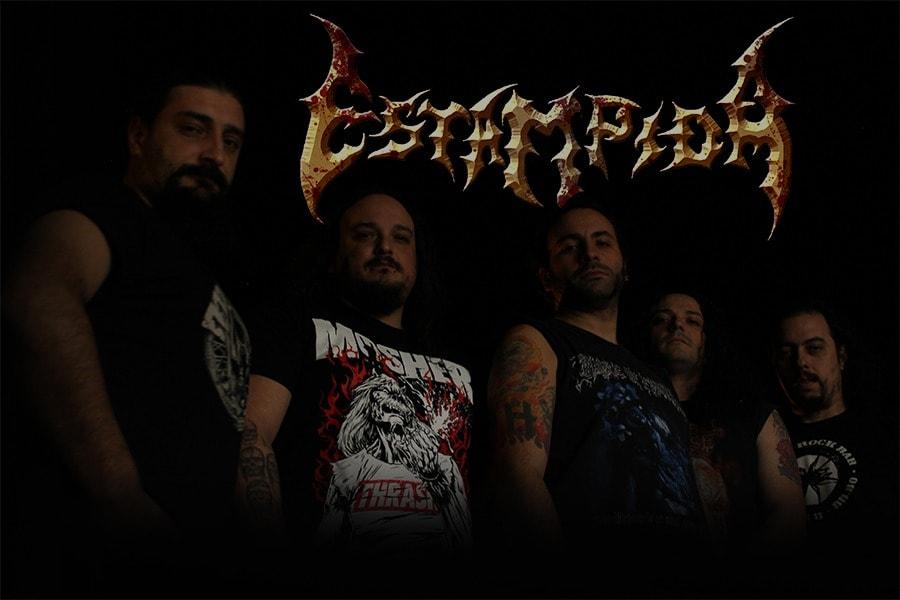 ESTAMPIDA se une al roster de Suspiria Records