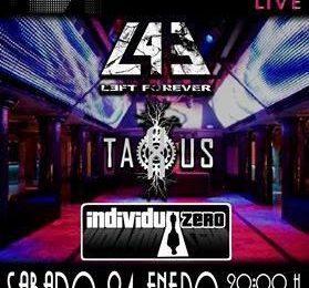 INDIVIDUO ZERO – Fan metal show – PSYCHOSOUND