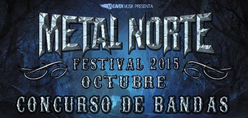 Concurso de bandas Metal Norte – MISS OCTUBRE – SELFMACHINE (NLD)